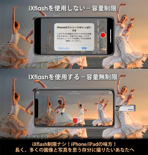 ixflash-storage-full-JP_20.06.19